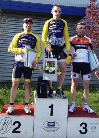 Doublé  victorieux à Pellouailles 1304230930254138311114412