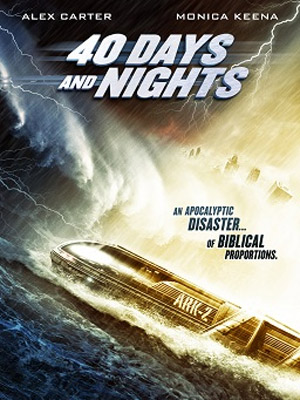telecharger gratuitement L'Arche de l'apocalypse 40 Days and Nights french truefrench DVDRIP BDRIP BRRIP 1cd 2cd ac3 x264 R5 MD download gratuit