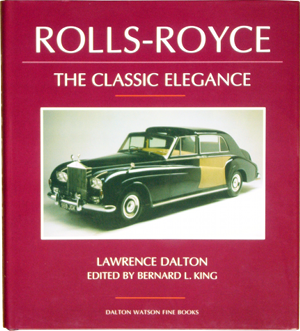 Rolls-Royce The Classic Elegance Lawrence Dalton