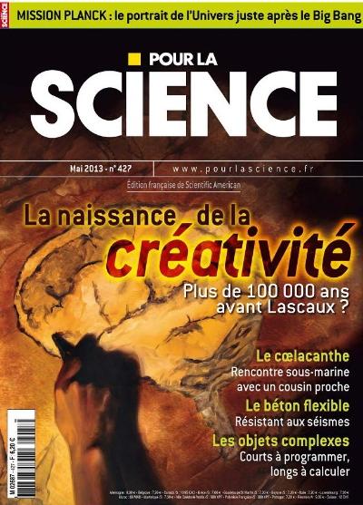Pour La Science N°427 Mai 2013