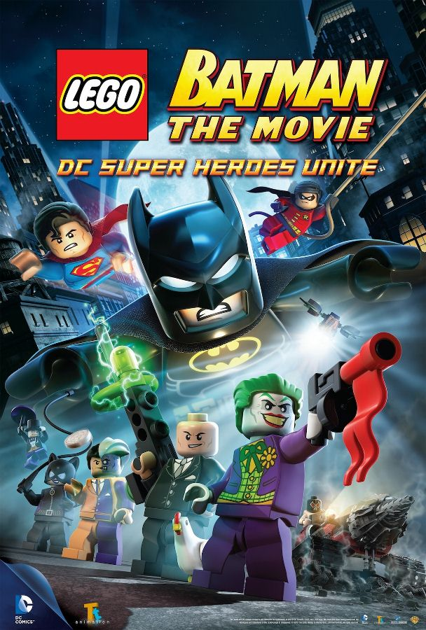 LEGO Batman: The Movie |FRENCH| [BRRIP]