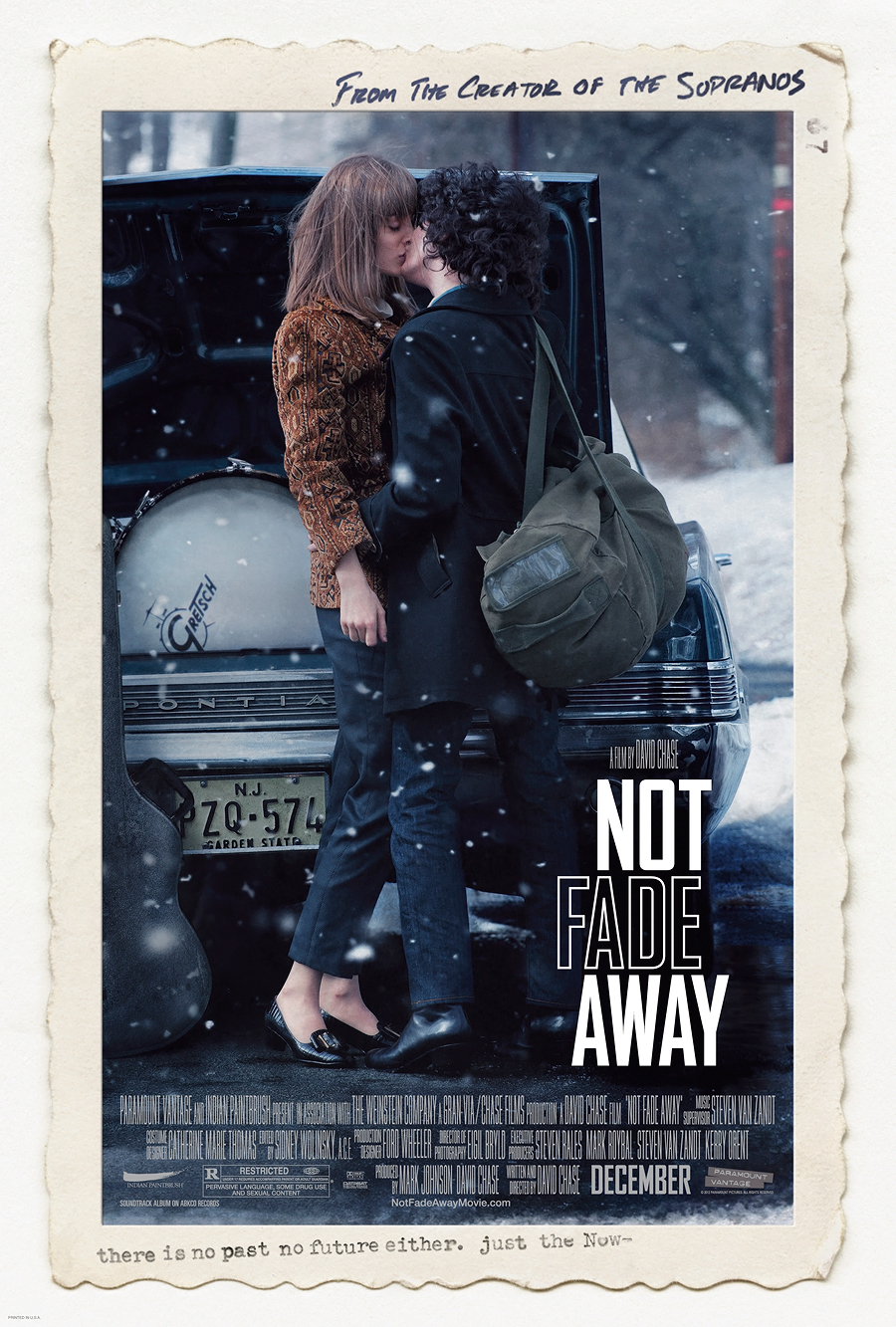 Not Fade Away |FRENCH| [DVDRiP]
