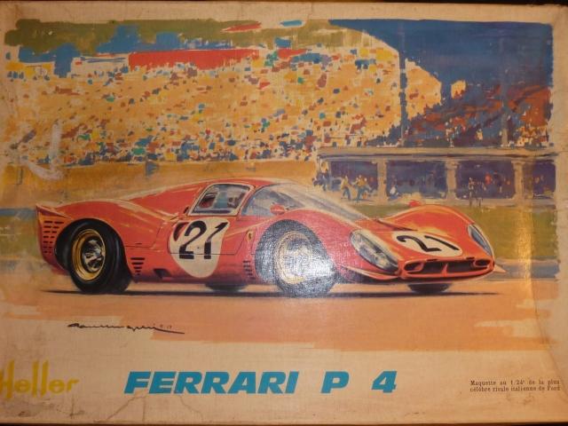 [ferrari45] [Ferrari 512 S 1970 Présentation] [échelle 1/24] 13050104094713504511142573