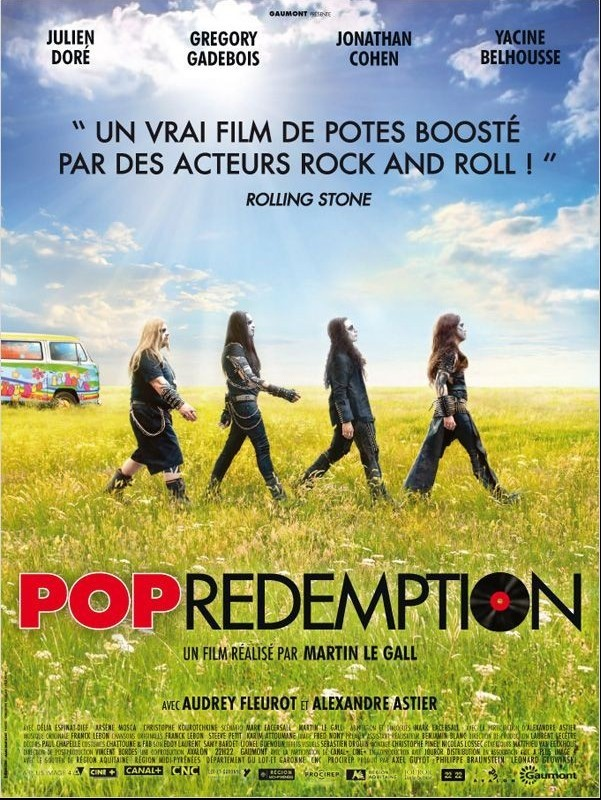 "Le film ""POP REDEMPTION"" (2013) de MARTIN LE GALL 13050108543215789311143944"