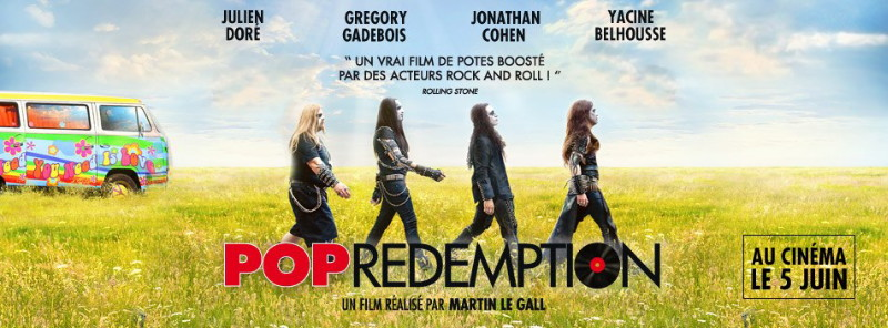 "Le film ""POP REDEMPTION"" (2013) de MARTIN LE GALL 13050108543215789311143945"