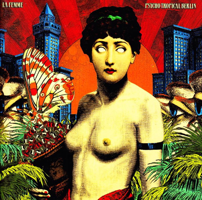 "LA FEMME 14/11/2013 Trianon + chronique CD ""PSYCHO TROPICAL BERLIN"" 13050504355315789311155285"
