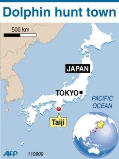 La baie de Taiji, la baie de la honte ! 13050702092511002111162836