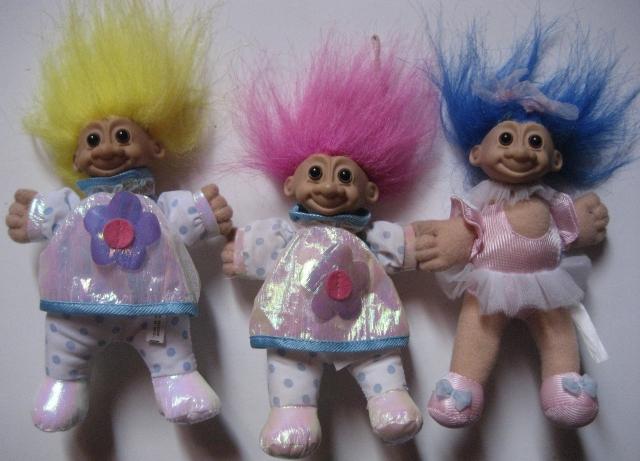 Poupées trolls Orimco (copie de poupées Russ) 13050805492316024911167188
