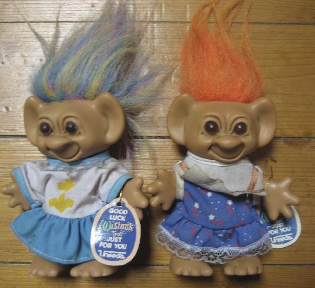 Trolls Wishnik, par Uneeda 13050806052716024911167241