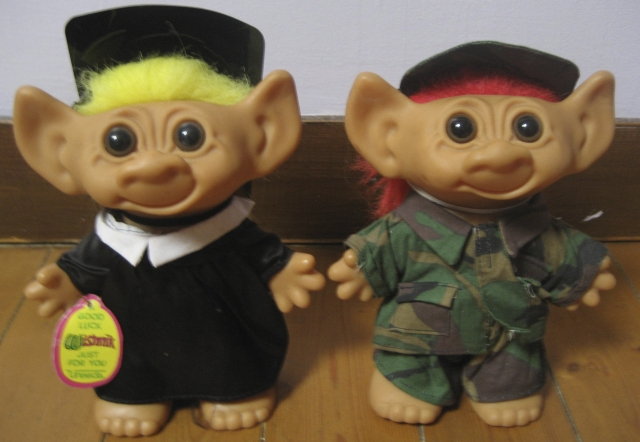 Trolls Wishnik, par Uneeda 13050806063616024911167250