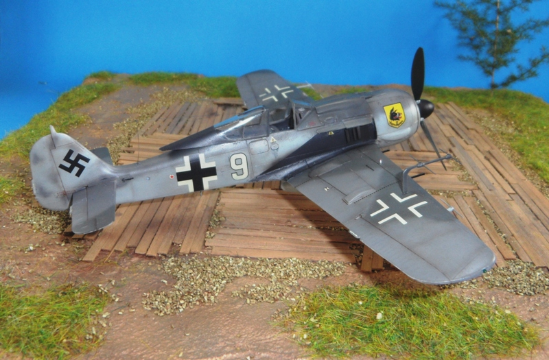Fw 190 A8/R11 Nachtjäger 13050809513114442411165491