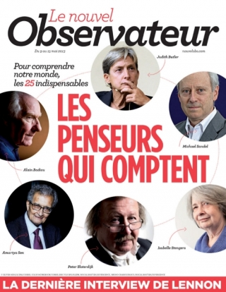 Le Nouvel Observateur N°2531 du 09 au 15 Mai 2013