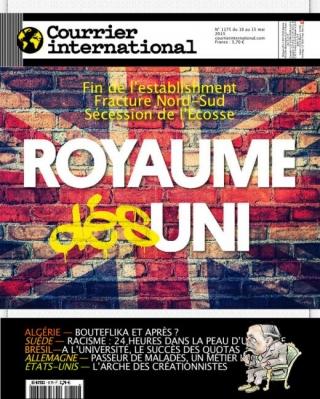 Courrier International N°1175 du 10 au 15 mai 2013