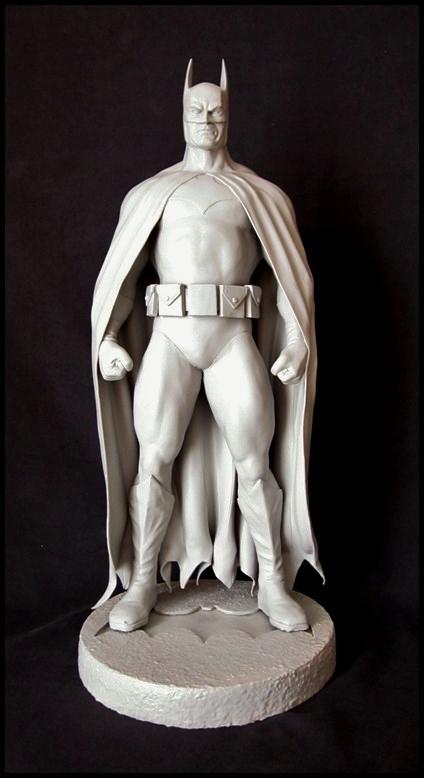 Batman statue 1/4 Alex Ross version 13051205100316083611180961