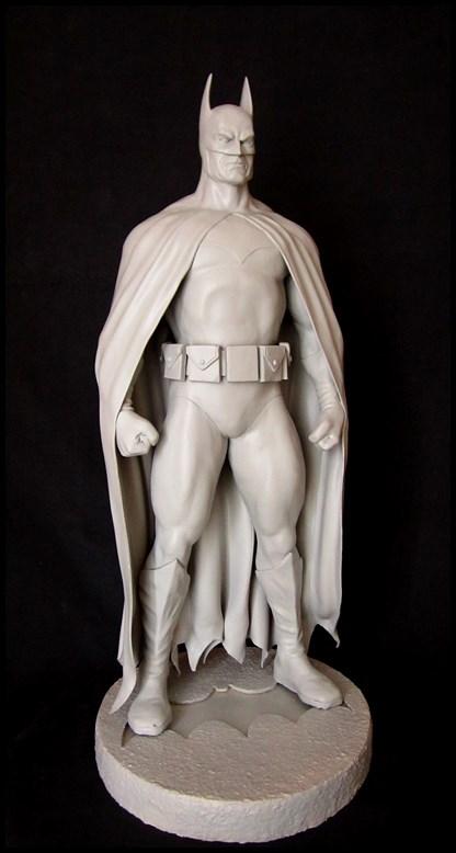 Batman statue 1/4 Alex Ross version 13051205100316083611180962