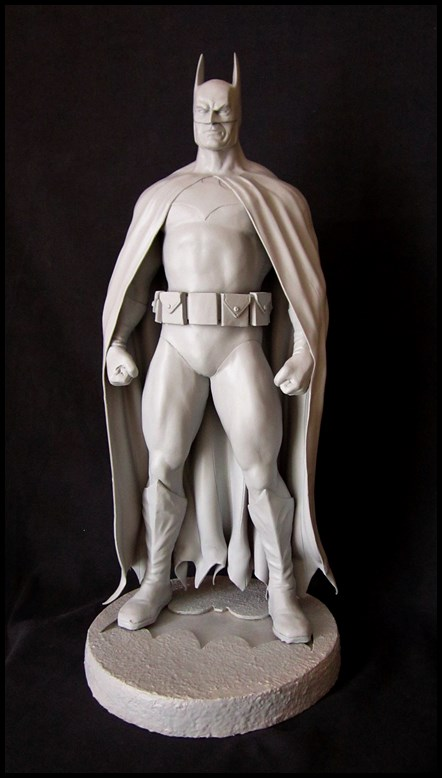 Batman statue 1/4 Alex Ross version 13051205100316083611180963