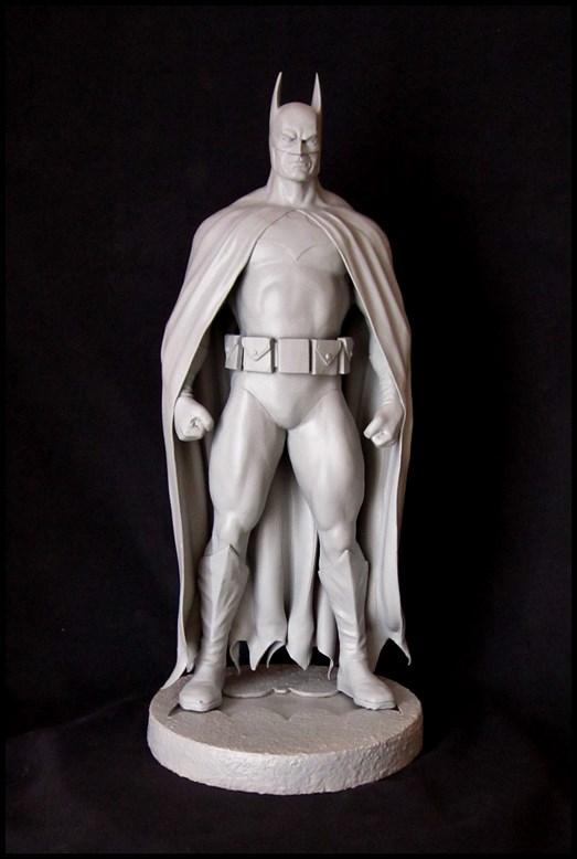 Batman statue 1/4 Alex Ross version 13051205100316083611180965