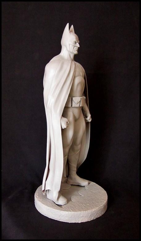 Batman statue 1/4 Alex Ross version 13051205100316083611180966