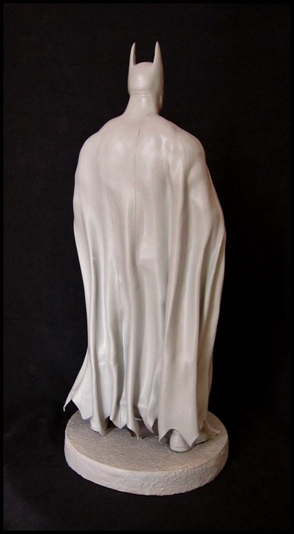 Batman statue 1/4 Alex Ross version 13051205100316083611180967