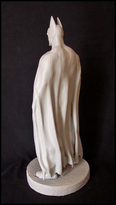Batman statue 1/4 Alex Ross version 13051205100316083611180968