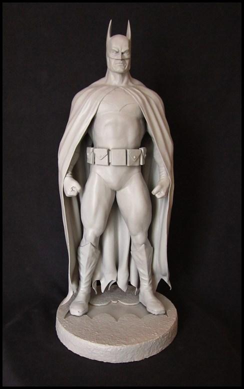 Batman statue 1/4 Alex Ross version 13051205100416083611180969