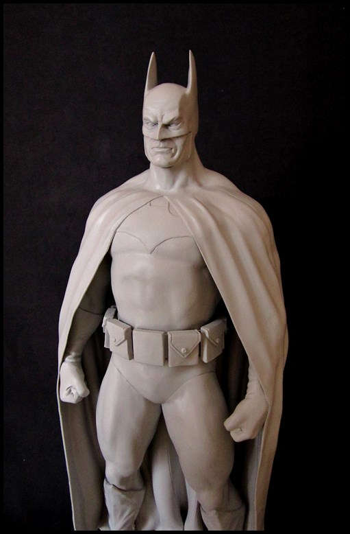 Batman statue 1/4 Alex Ross version 13051205100416083611180970