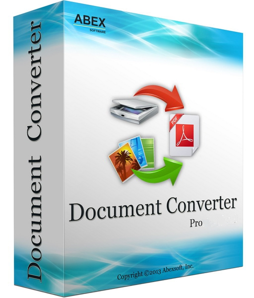 Abex Document Converter Pro v3.3.0
