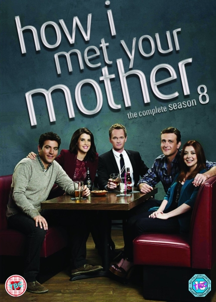 HOW I MET YOUR MOTHER SAISON 8 [COMPLETE][24/24][HDTV]