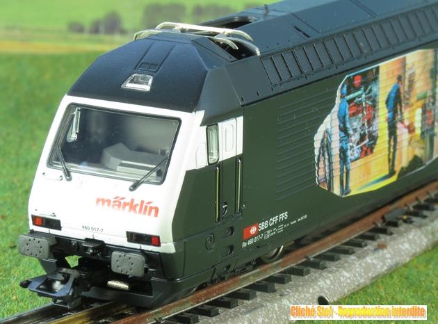 Machines électriques suisses par réseau puis par référence Märklin 1305150328488789711191170
