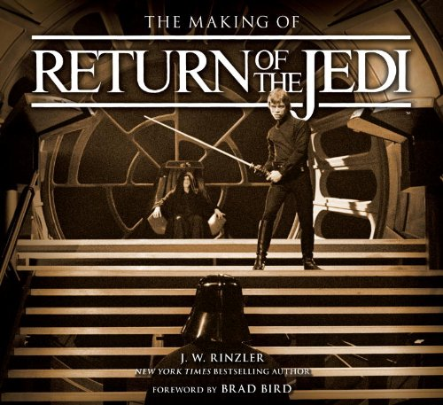 LIVRE : THE MAKING OF RETURN OF THE JEDI dans Les 30 ans du Retour du Jedi 13051509540815263611190087