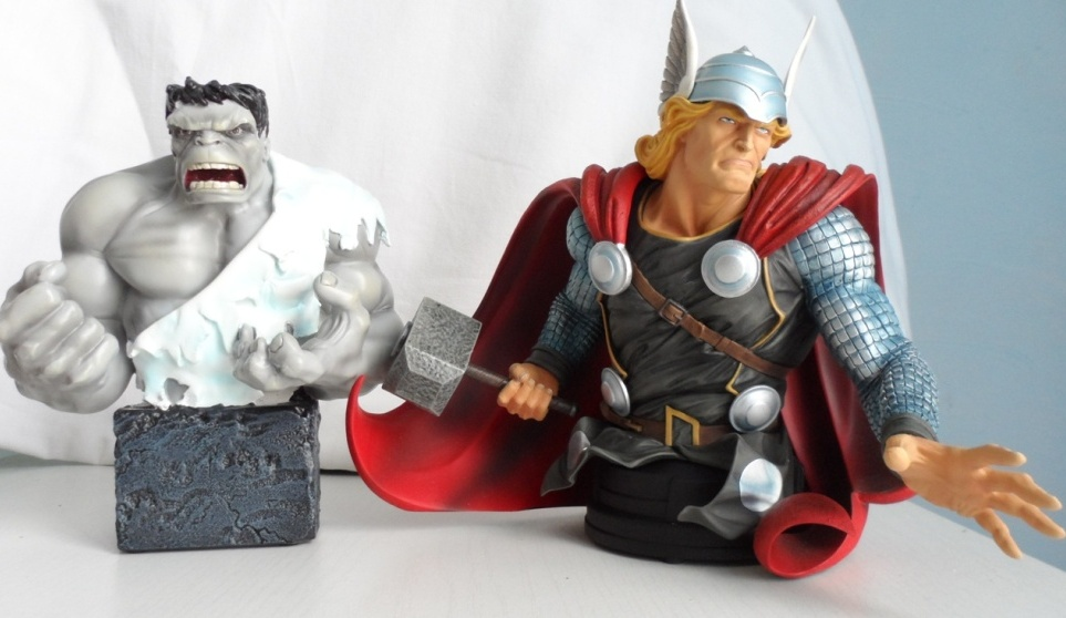 THOR MODERN MINI BUST GENTLE GIANT - Page 2 130516070714732011195422