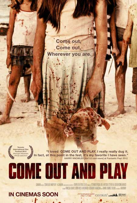 Come Out and Play |VOSTFR| [HDRip]