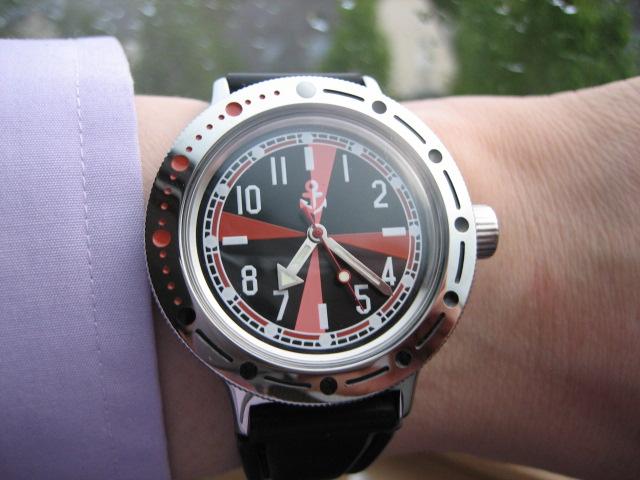 Un petit nouveau et une nouvelle montre.... 13051802162312775411201012