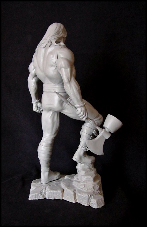 Thor ultimate statue 1/5 13051904164416083611204967