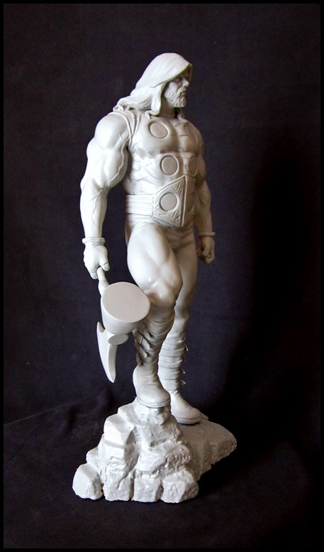 Thor ultimate statue 1/5 13051904164416083611204969