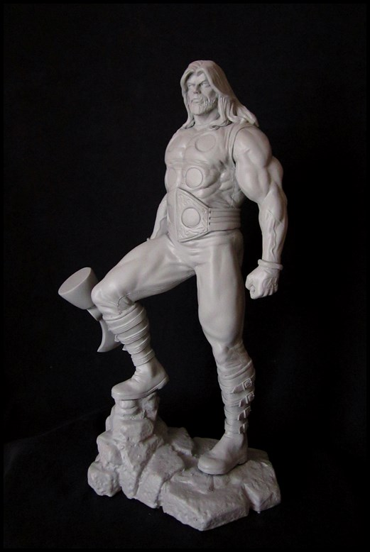 Thor ultimate statue 1/5 13051904164516083611204971