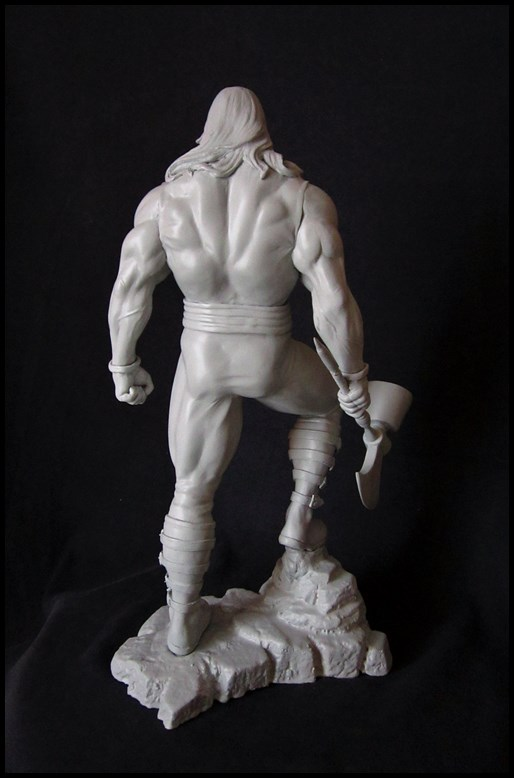 Thor ultimate statue 1/5 13051904164516083611204972