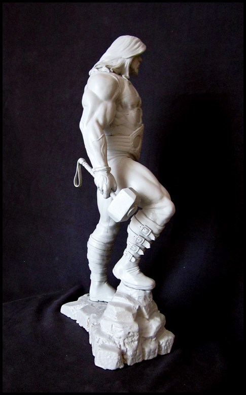 Thor ultimate statue 1/5 13051904164516083611204975
