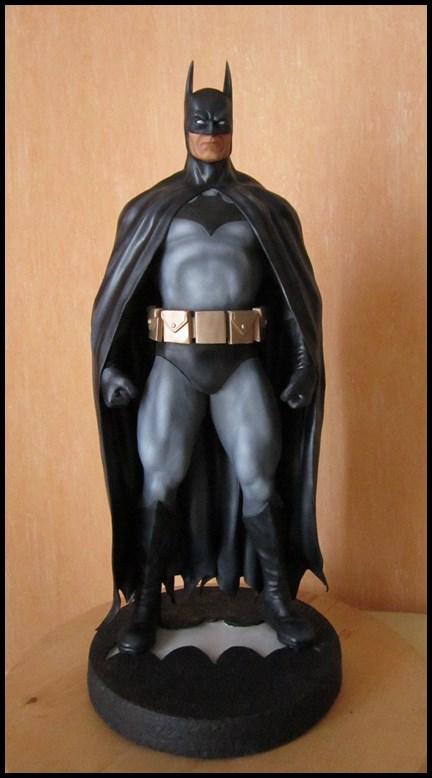 Batman statue 1/4 Alex Ross version 13052006054616083611209479