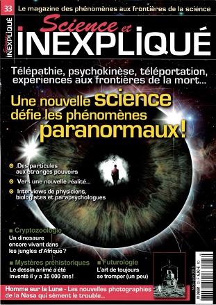 SCIENCE ET INEXPLIQUE 33 dans Magazine 13052010155515263611207326