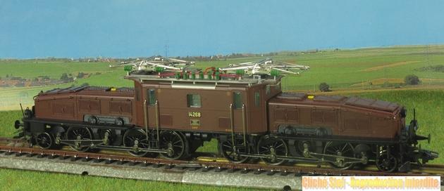 Machines électriques suisses par réseau puis par référence Märklin 1305220329278789711215897