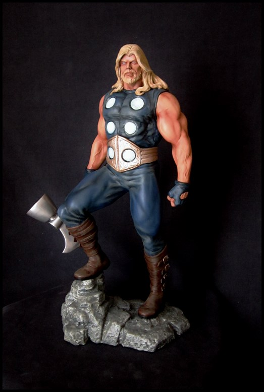 Thor ultimate statue 1/5 13052206251816083611216570