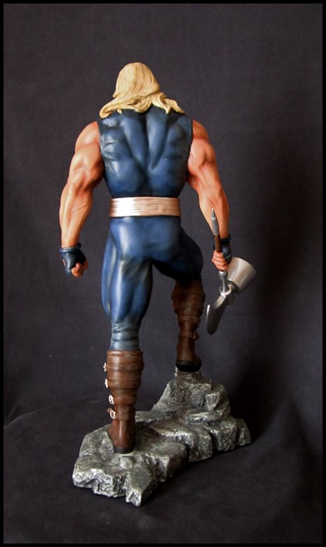 Thor ultimate statue 1/5 13052206251916083611216571