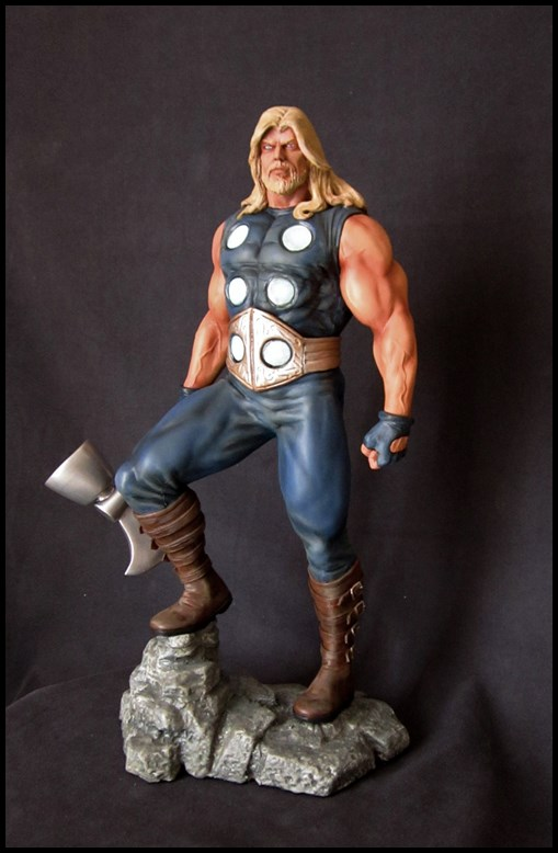 Thor ultimate statue 1/5 13052206251916083611216574