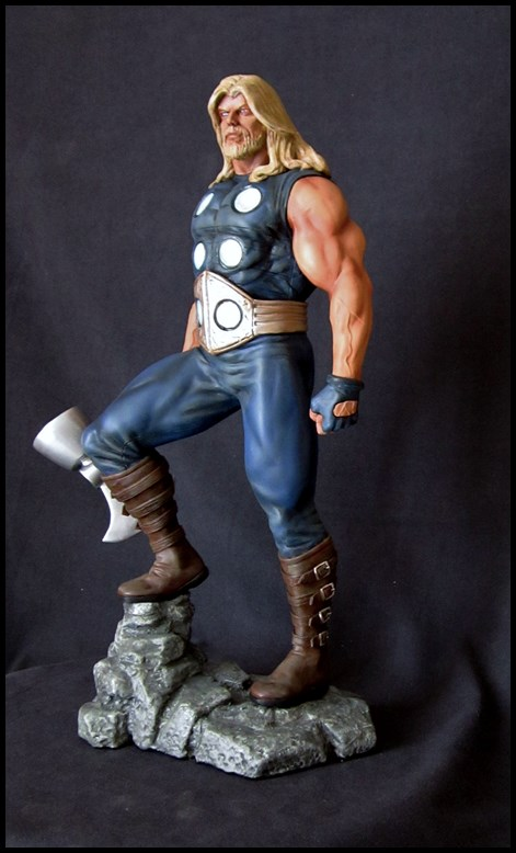 Thor ultimate statue 1/5 13052206251916083611216575