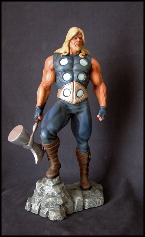 Thor ultimate statue 1/5 13052206251916083611216576