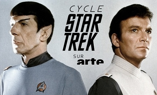 LA SAGA STAR TREK SUR ARTE dans Star Trek 13052409341115263611222433