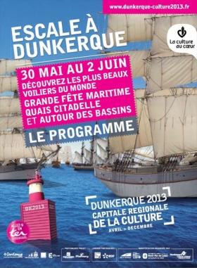 Duinkerke 2013, regionale culturele hoofdstad  13052601195214196111230990