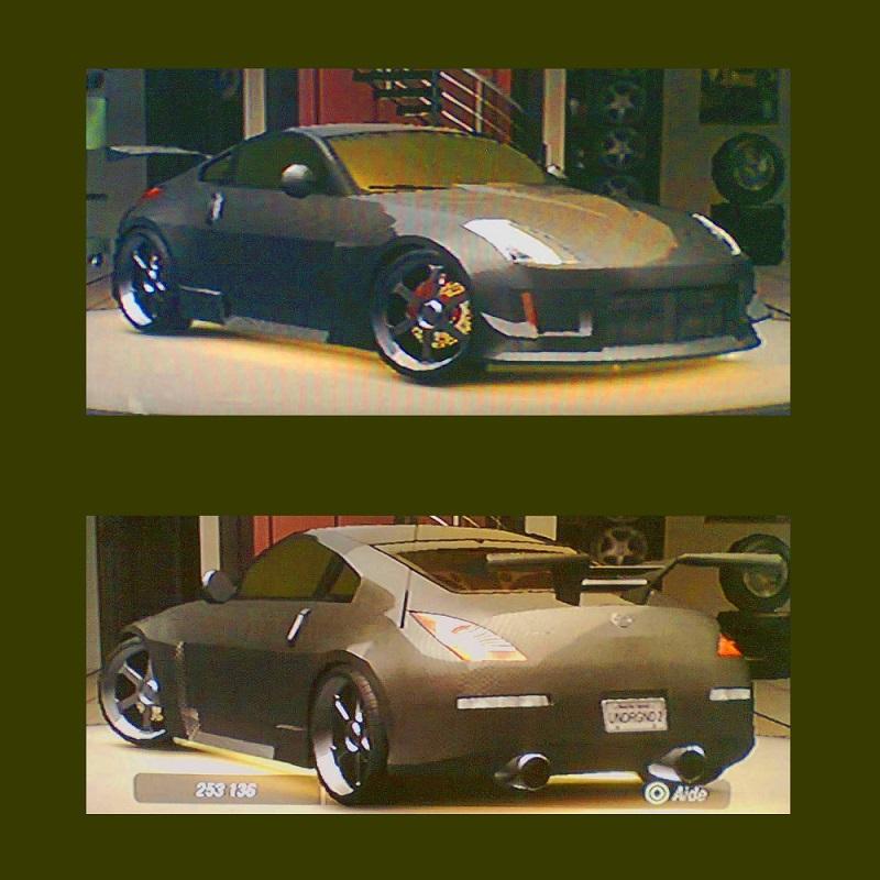 Ma Nissan 350Z 13052602062012672611231328