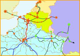 TGV naar Noord-Frankrijk 13052602085214196111231332